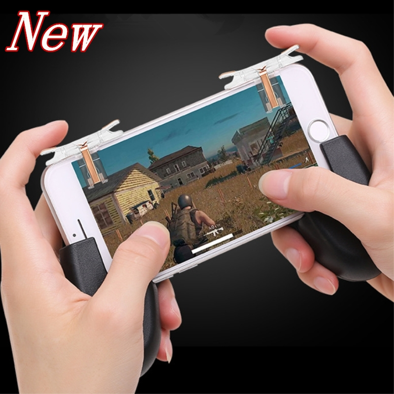 The New Game Control Handle For PUBG CF Mobile Phone Shooting Games Controller Accessories Controller Assist Tools
