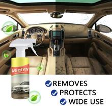 Nowy 30ml wielofunkcyjny potężny środek do czyszczenia szkła środek przeciwmgielny Spray okno samochodu środek czyszczący do samochodu wnętrze środek czyszczący do samochodu akcesoria TSLM1 tanie tanio JOSHNESE Glass PLASTIC VINYL LEATHER RUBBER 1*Glass Cleaner