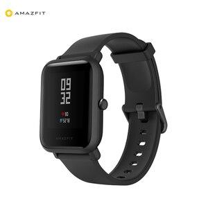Image 1 - Huami Amazfit Bip Lite Smart Watch Bluetooth TWS Sport Heart Rate Monitor 3M Waterproof Amazfit bip lite Smartwatch 2019