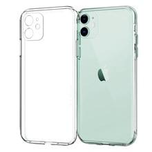 Objektiv Schutz Klar Telefon Fall Für iPhone 11 pro max Fall Silikon Soft Cover Für iPhone XR XS Max X 8 7 6s Plus 5 SE 11 Fall