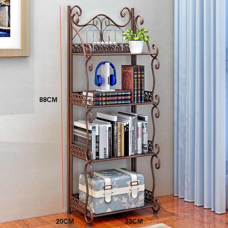 4 katmanlı çok fonksiyonlu metal depolama rafı oturma odası banyo mutfak düzenleyici depolama raf elbise ayakkabı gıda depolama