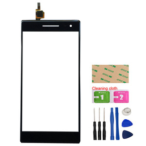 Image 2 - Touch Screen For Lenovo Phab 2 Phab2 Pro Touch Screen Front Glass Digitizer Sensor Repair Phone Tools Adhesive