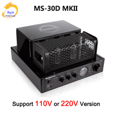 Nobsound MS 30D Bluetooth amplifier tube Amplifier audio 110V 220V amplifier Power amplifier MS 10D MKII upgrade
