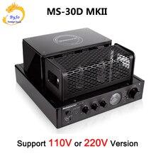 Nobsound MS 30D wzmacniacz Bluetooth wzmacniacz lampowy audio 110V 220V wzmacniacz wzmacniacz mocy MS 10D MKII upgrade