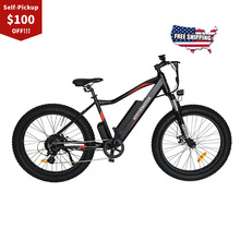 Mountain-Bicycle Electric-Bike Fat-Tire Lithium-Battery AOSTIRMOTOR 7-Speed 48V