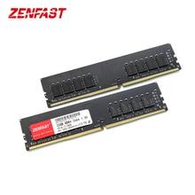 ZENFAST  DDR4 Desktop 8GB 32GB  Memory 2133 2400 2666MHz  Memoria Ram Dimm High Performance For Computer Dual Channel