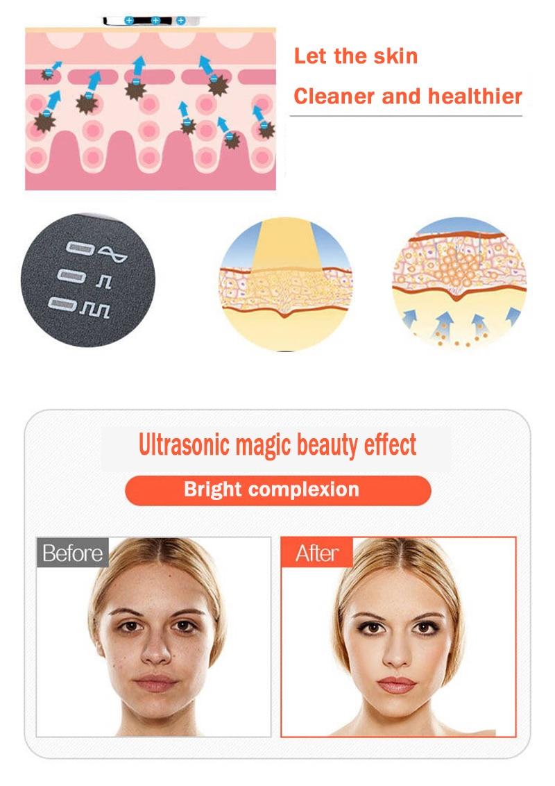 massageador facial profissão cuidados com a pele