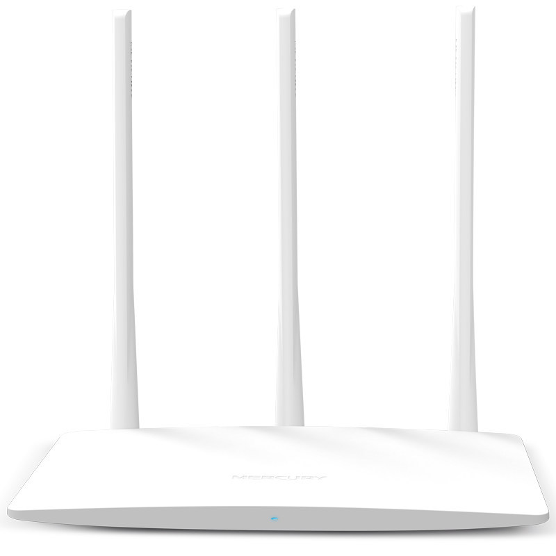 Mercury Three Antenna 300M Broadband Wireless Router MW315R Wall Wireless WiFi Home Genuine Product Wholesale