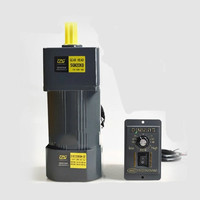 180W 220V AC Gear Speed Motor / Geared Motor 5IK120RGN CF Motor + Speed Governor