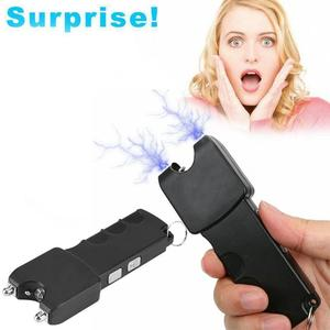 Hot Sell Electric Shock Stick People Funny April Fool's Person Toys Electric Day Whole Flashlight The Toy Tricky I3O4