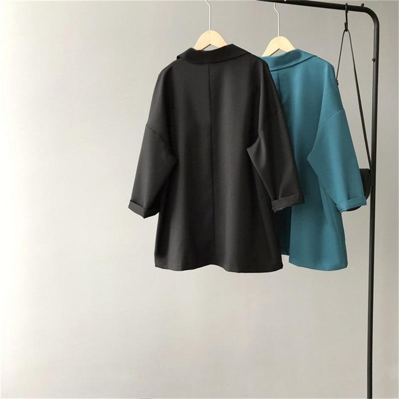 Women Office Jacket Slim Suit clothes 2019 Autumn Women`s Working Suit vadim blazer women`s tops Ladies Business Suit (31)