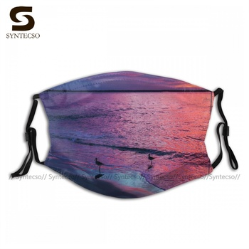 Cloth Funny Always By Your Side Mouth Face Mask Protective Wholesale Unisex Bike Facial Mask With Filters