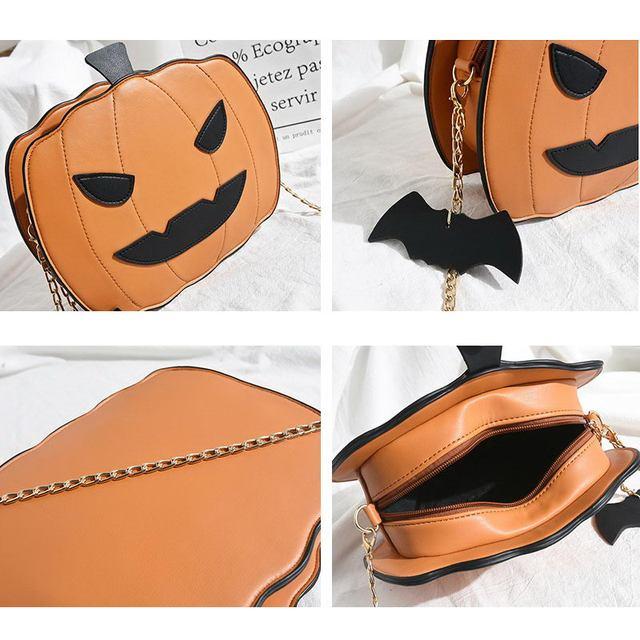 Pumpkin Bag 2 Colors 3