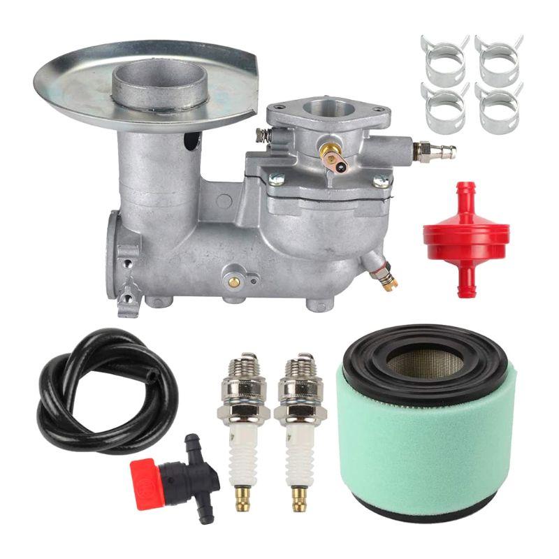 392587 Carburetor   Air Filter   Fuel Line Filter Clamp for 391065 391074 391992 394745 220400 254400 Engine