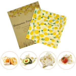 Reusable Silicone Lid-Cover Wrap Beeswax-Cloth Stretch Food Kitchen-Tools Vacuum 1/3pcs