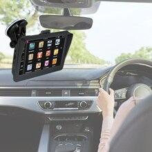 """"""" HD Автомобильная навигационная система GPS 8G голосовое руководство направленный ограничитель скорости оповещения с 3D North Americe/Europe maps автомобильная навигация"""