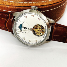 Watch Men Mechanical Pagani-Design Tourbillon Waterproof Clock Automaitc Relogio Luxury Brand