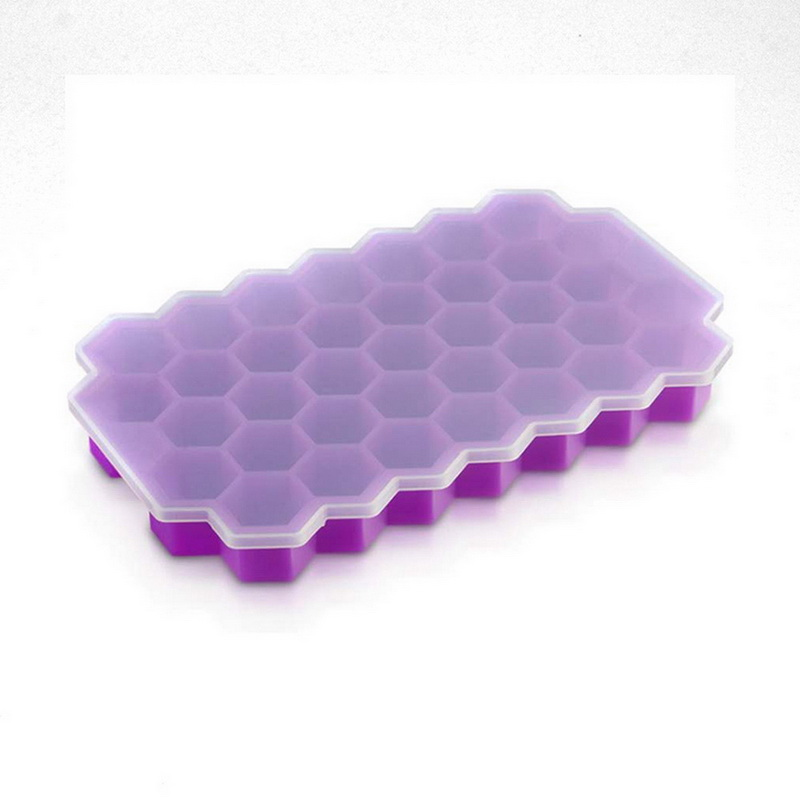 purple With Lid