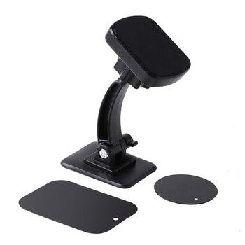 Funda magnética para teléfono móvil, Universal, con giro de 360 grados, ajustable, para iPhone, Samsung, HUAWEI, xiaomi