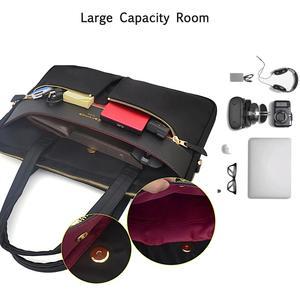 Image 3 - Модная сумка для ноутбука 14 дюймов для Macbook Pro 15, женская сумка для ноутбука Macbook Air 13, сумка для ноутбука 15,6 дюйма