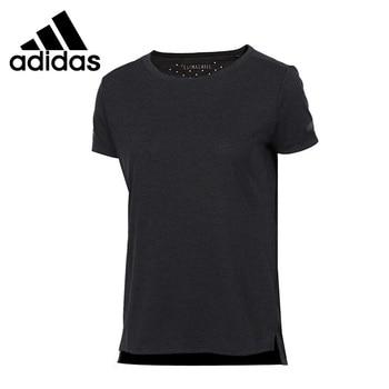 Original New Arrival  Adidas CHILL TEE W Women's  T-shirts short sleeve Sportswear 1