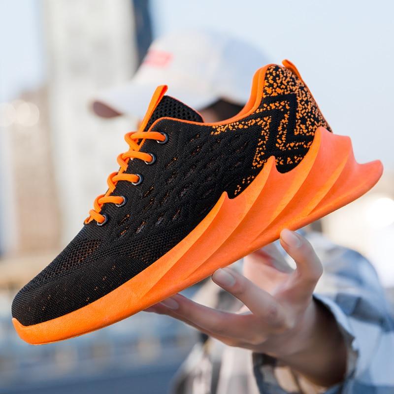 OLOME 2020 classique hommes chaussures décontractées Zapatos Casual résistant à l'usure antidérapant hommes mode baskets en plein air adulte chaussures de marche