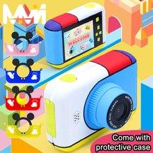 Kids Camera 1080P HD 28MP 2'' Color Screen Dual Selfie Camera Video Game Camera Children Camera Toys Gifts for Girl Boy Children