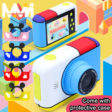 Kids Camera 1080P HD 28MP With 2.0 Inches Color Screen Dual Selfie Video Game Camera Children Camera Toys Gifts for Children