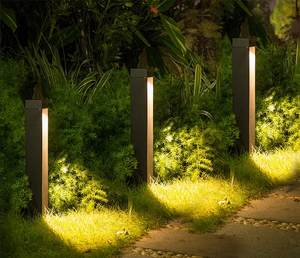 Led-Lights Garden Outdoor Yard 10W 10pcs COB for Square Newest-Arrival