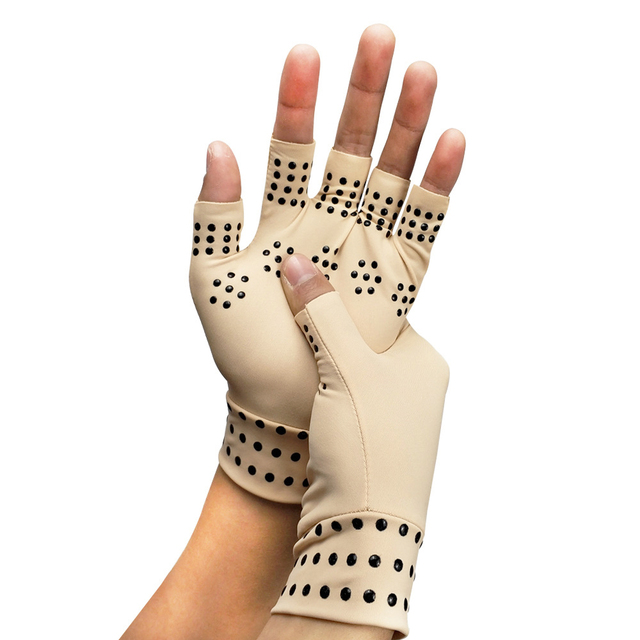 Artrite terapia alívio artrite dor de pressão curar articulações suporte de terapia magnética massageador de mão tratamento de unhas 2