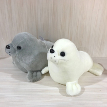 New plush seal toy doll comfortable sleep cute seal pillow marine stuffed animal plush toy children birthday gift 26CM