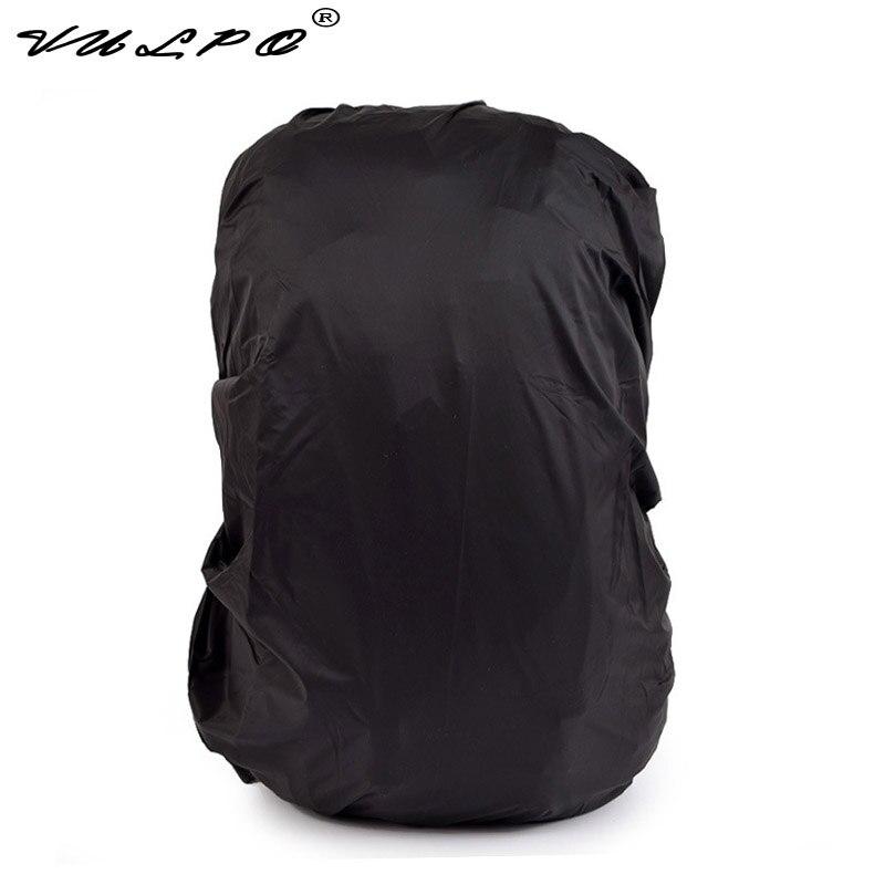 VULPO 18L-25L Backpack Raincoat Travel Camping Hiking Outdoor Luggage Bag Waterproof Fabrics Rain Covers