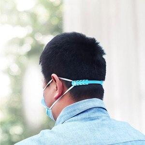 Image 5 - 5PCS Maske Extender Nicht Verschärfung Gehörschutz Ear Kabel Verlängerung Einstellbare Nicht Slip Ohr Band Haken Ohr strap Zubehör