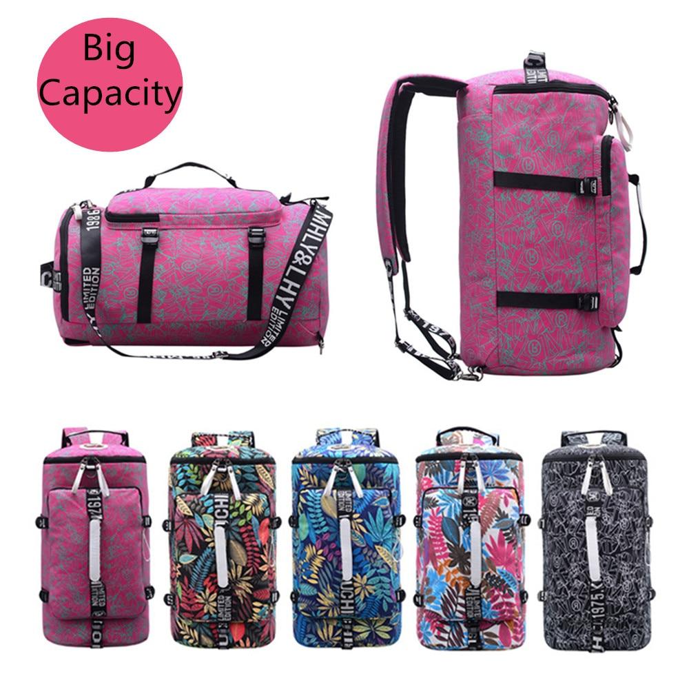 Outdoor Large Capacity Gym Bag Waterproof Canvas Bags For Women 2020 Big Sport Bag Fitness Bag Handbag Sac De Sport