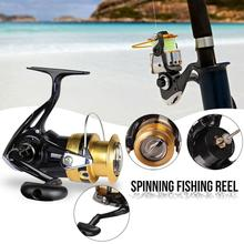 Fishing Accessories Spinning Reel 2 Ball Bearings 5.3:1 High-Speed Gear Ratio Smooth Long Casting Powerful Fishing Reel baitcasting reel 22 lb powerful drag fishing reel 6 3 1 gear ratio ultra smooth casting fishing reels 6 1 bb casting reel for f