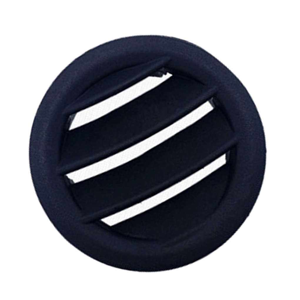 Small Round Air Conditioning Outlet Vent <font><b>Grille</b></font> Replacement For Mercedes <font><b>Benz</b></font> C Class <font><b>W204</b></font> C200 C260 image