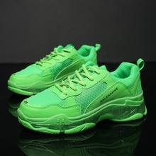 2019 Fashion Couple Shoes Platform Sneakers for Women/Men Ch