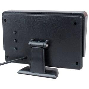 Image 5 - Ziqiao 4.3 Inch Tft Lcd Parking Monitor Met Hd Omkeren Achteruitrijcamera Optioneel P01