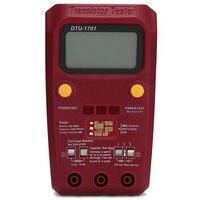 TOP Digital Transistor Tester SMD Components Diode Triode Resistor Capacitor Inductor ESR Meter Multimeter