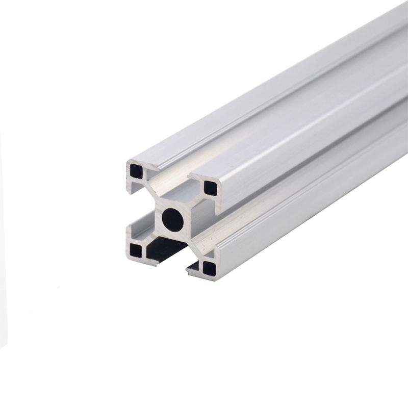 1PC 3030 Aluminum Profile Extrusion 100-800MM Length European Standard Anodized Linear Rail for DIY CNC 3D Printer Workbench(China)