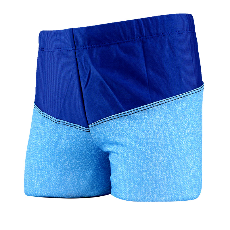 CHILDREN'S Swimming Trunks BOY'S Swimming Trunks Colorful Mixed Colors Kids Swimming Boxers Bathing Suit