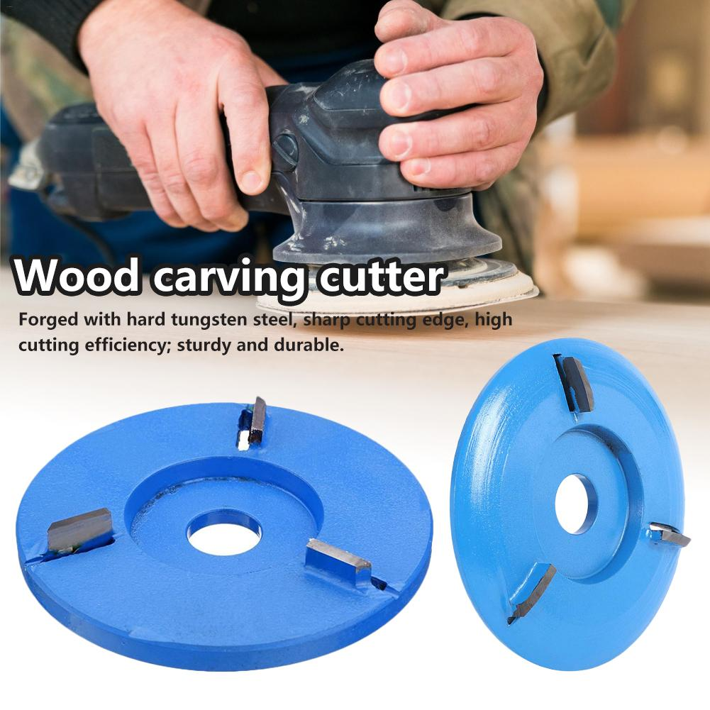 16mm Woodworking Milling Cutter For Aperture Angle Grinder Wood Carving Cutter