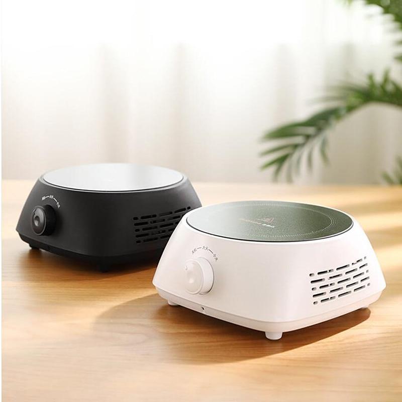 Mini Induction Cooker Tea Stove Household Small Tea Maker Boiling Water Hot Pot Noodle Cooker Light Wave Cooker