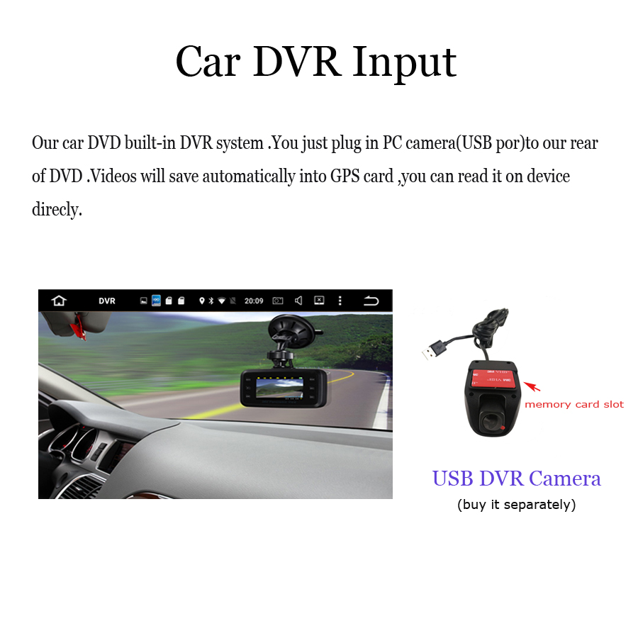 Image 4 - Android 10 Octa Core 4GB+64GB GPS RDS Radio BT WIFI Car dvd player for Ford Galaxy Fusion C MAX S MAX Focus Mondeo C S MAX KugaCar Multimedia Player   -