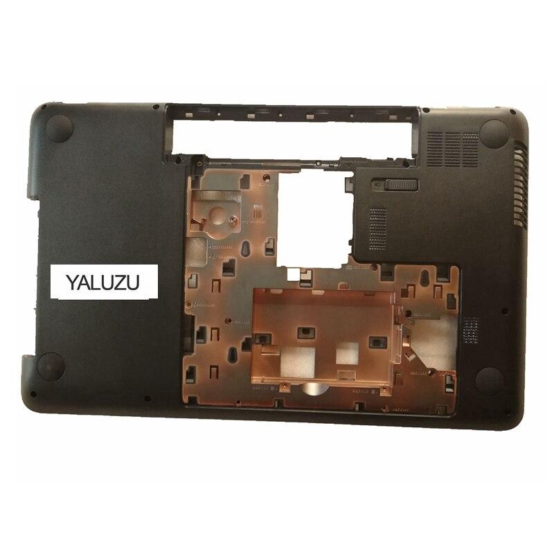 YALUZU аксессуары для ноутбуков новый/org нижний чехол для 17 HP Pavilion 17 17 E 17 e000 Нижняя крышка D крышка
