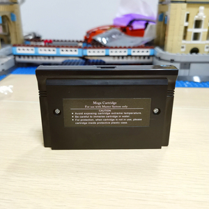 Image 2 - DIY 600 in 1 Master System Game Cartridge for USA EUR SEGA Master System Game Console Card