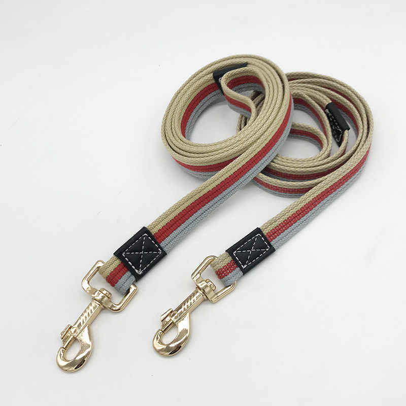 Dog Rope Traction Canvas Walking Hot Sales Dog Rope Canvas Traction Rope Lengthened and Thickened Professional Training
