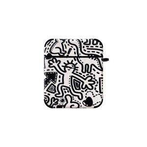 Image 5 - Graffiti Pattern Case for Apple Airpods Pro 3 2 1 Cover Cute Tpu Bluetooth Earphone Case for Airpod Capa Headphone Case Box