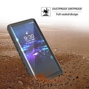 Image 4 - Şnorkel için orijinal su geçirmez kılıf Samsung not 10 artı kılıf dalış sualtı kapak Samsung Galaxy not için 10 artı kabuk