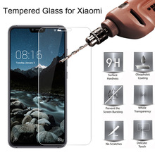 Tempered Glass for Pocophone F1 Screen Protector for Xiaomi Mi A2 Lite A1 A2 glass on Xiaomi 8 SE 8 Lite 8 Pro Mi5S Mi6 Note 3 camera lens screen protector for xiaomi mi 9 8 a2 lite se a1 max 3 mix3 2s pocophone f1 tempered glass film redmi note 7 6 5 pro